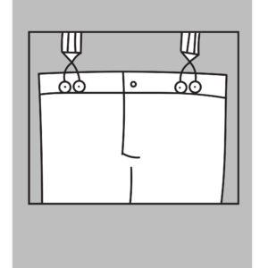 Suspender Buttons