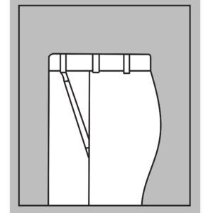 Angled Pockets