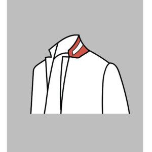 Felt Under Collar